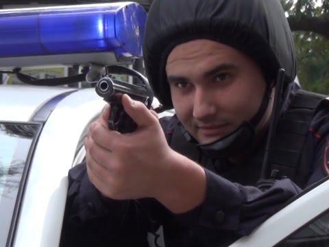 Полицейские нашего города  Эфир телеканала