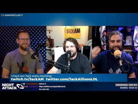 Night Attack #290: The Real Spare Bedroom Was The Friends We Made Along The Way (w/ Jack Allison)