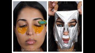 Farahdhukai Makeup Compilation #15 || Instagram beauty Hacks You Should Know