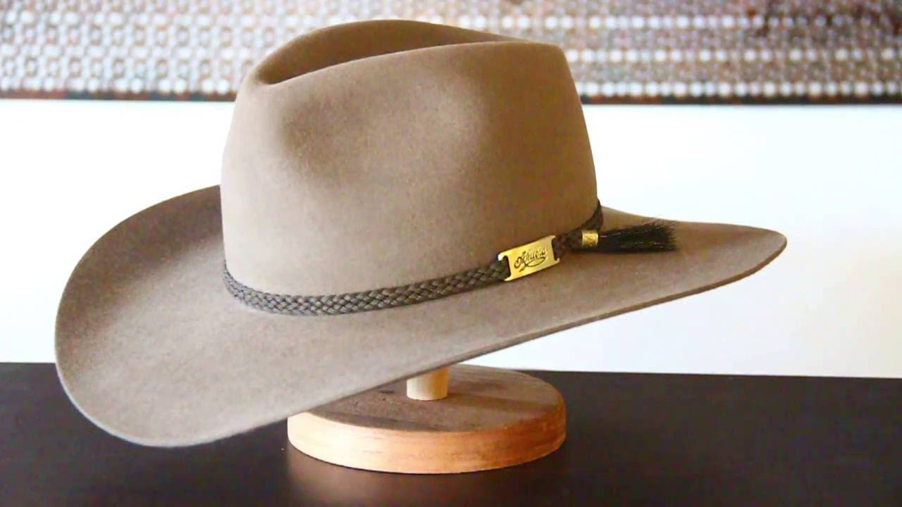 Akubra Mansfield High Country Hat Review- Hats By The Hundred - YouTube 0606704c3073