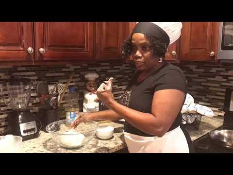 Pt.1 Fry Bake & Saltfish Buljol With Orange Peel Tea