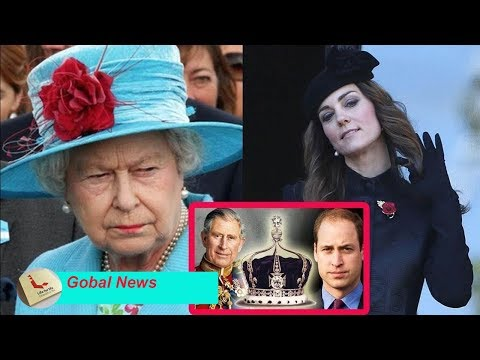 What terrible things will happen to the royal family and Elizabeth II if Kate becomes queen?