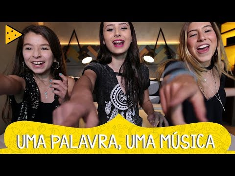 UMA PALAVRA UMA MÚSICA COM MANOELA ANTELO | IVANA & SOFIA