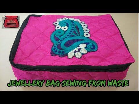 jewellery bag make at home diy |amzon|flipkart|snapdeal|voonik|myntra|e-bay|shopclue|| 2018