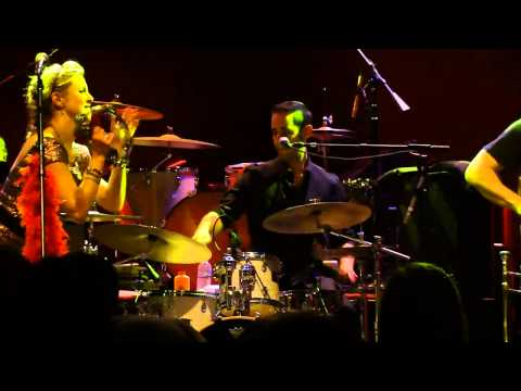 Black Masala Playing 'Opa Cupa' Live at The 9:30 Club - 8/30/14