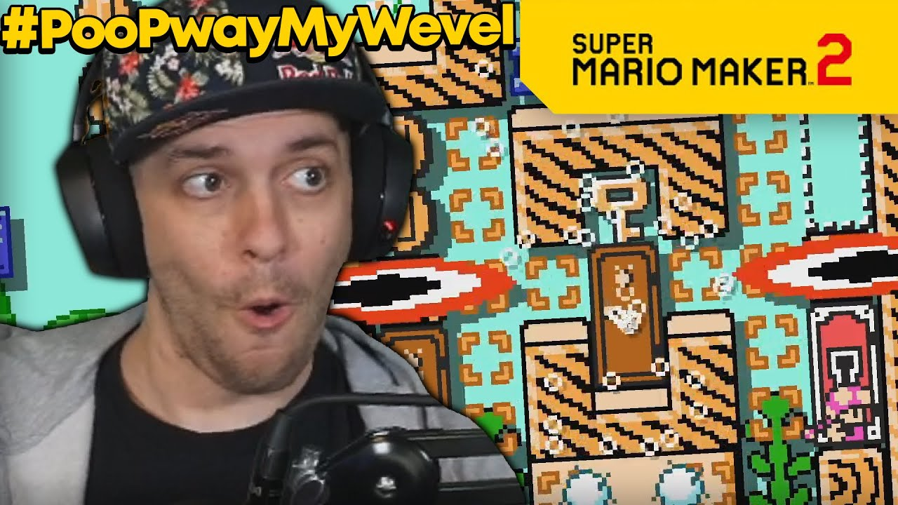 I will beat 1,000 wevels without skipping. (s2e23) Expert Endless Super Mario Maker 2 Endless
