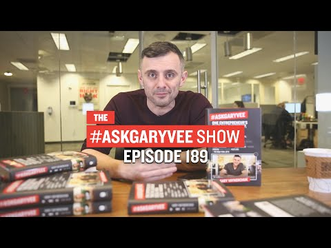 #AskGaryVee Episode 189: Employee Poaching, Nervousness & YouTube Influencers
