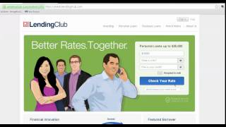 Peer to Peer Lending for Debt Consolidation Cars Personal Loans ProsperVsLendingclub