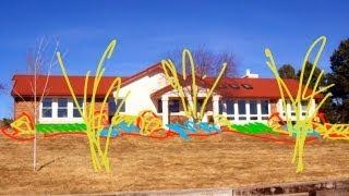Virtual Landscape Makeover Monument, CO - P. Allen Smith Classics