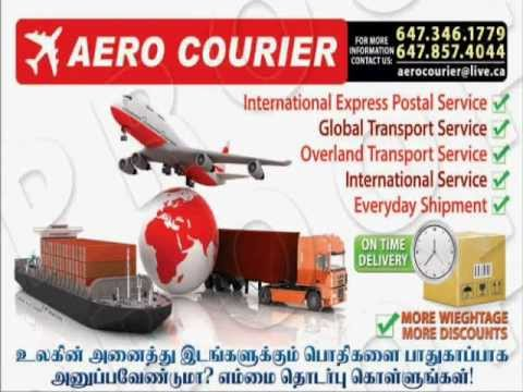 Aero Courier - Fast & Secure World Wide Service