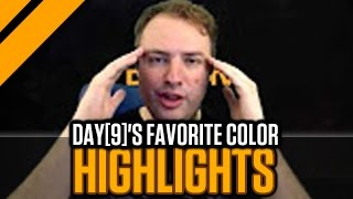 [Highlight] Day[9]'s Favorite Color