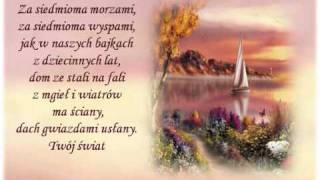 ZA SIEDMIOMA MORZAMI ANNA GERMAN  За семью морями Анна Герман