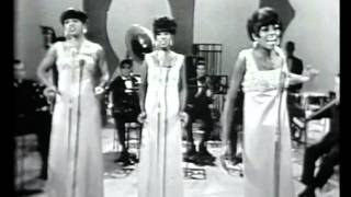 The Supremes performing their #1 hit: I Hear A Symphony, on a episo...