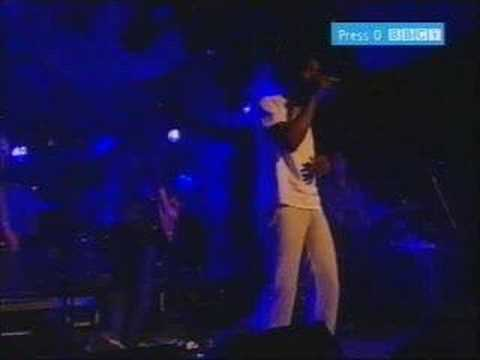 Zero 7 - Warm Sound ( Glastonbury 2004 ) 1of 14