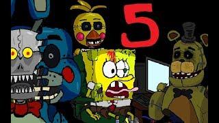 Spongebob FIVE NIGHTS AT KRUSTY KRAB 5 THE END thumbnail