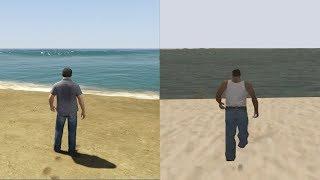 9 reasons why GTA San Andreas is better than GTA 5