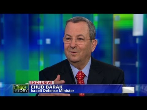 Ehud Barak on Iran and a nuclear threat