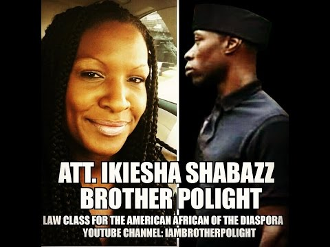 Classic: Attorney Ikiesha Shabazz tells us what other Attorney's Will NOT about the Legal System