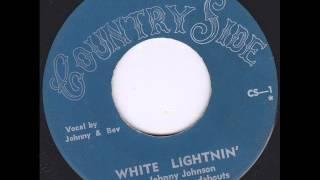 Johnny Johnson - White Lightning