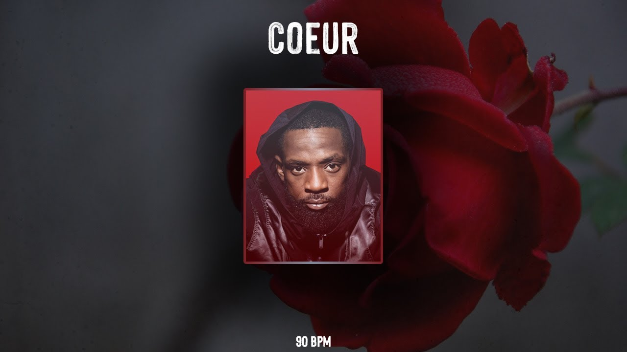 "Da Uzi x Maes Sad/Mélancolique Old School Type Beat - ""Coeur"""