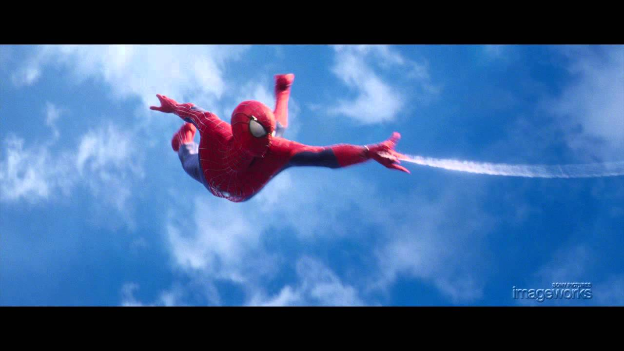 Amazing Spider Man 3d Wallpaper The Amazing Spider Man 2 Spider Man Animation Shot Build
