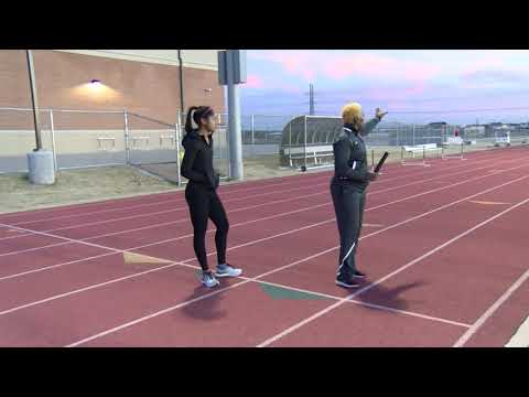 2019 Frisco ISD Coaches Clinic - Relays