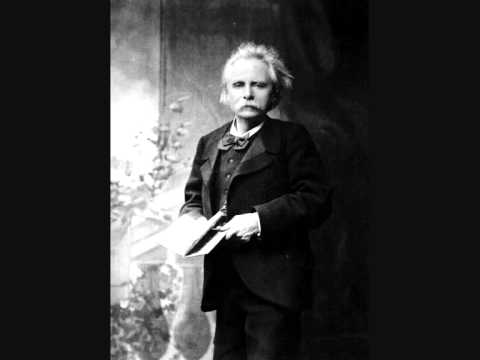 Edvard grieg wedding day at troldhaugen
