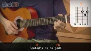 Depois da Meia-Noite - Capital Inicial (aula de violão simplificada)