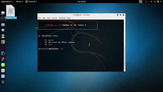 Hacking Wi-Fi using FLUXION in Kali Linux