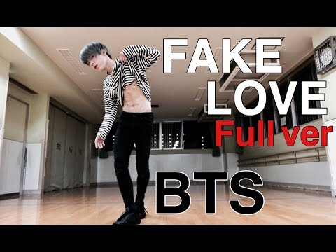 BTS (방탄소년단) ' FAKE LOVE ' FULL DANCE COVER