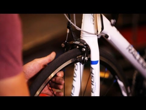 How to Replace a Front Wheel | Bicycle Repair