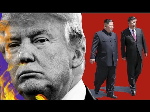 美国很清楚-金正恩弃核不顺利-是因为中共一直在作梗-消灭北韩不如消灭中共-建民论推墙282