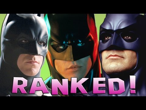 9 Batman Movies Ranked
