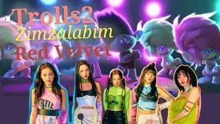 TROLLS 2 trailer ft. Zimzalabim (2020)
