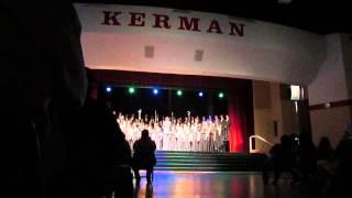 Kerman High School Concert Choir - Set Me as a Seal Upon Your Heart