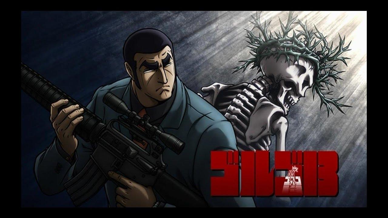 Interactive Anime Wallpaper Ah Golgo 13 Anime Character Profile Youtube