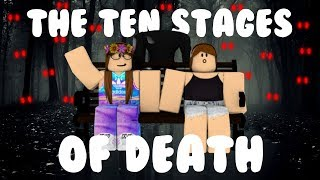 Ten Stages of Death: Episode 1 (Roblox Horror Story)
