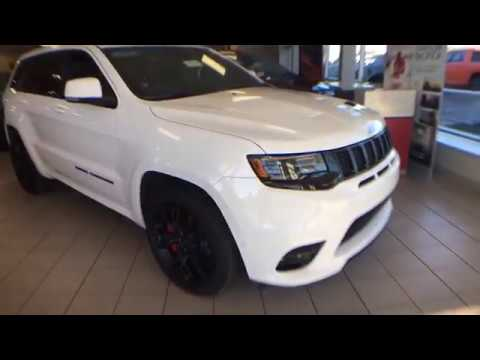 Jeep Grand Cherokee SRT Walkaround Ontario Chrysler YouTube - Ontario chrysler jeep