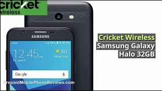 Cricket Wireless Samsung Galaxy Halo 32GB available for $19 until March 18