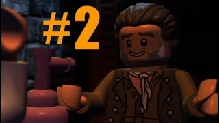 LEGO Pirates of the Caribbean #2 (walkthrough) Xbox one (curse of the black pearl)