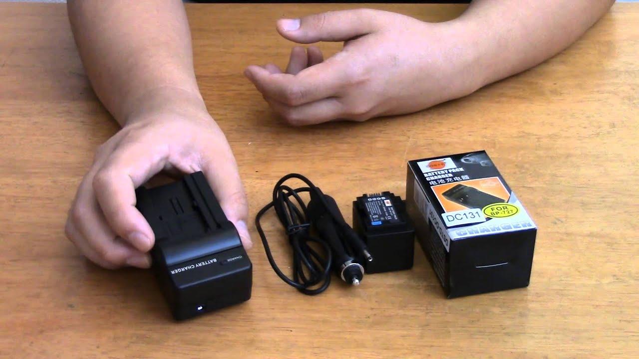 Ремонтируем аккумулятор для камеры Canon, Sony, Nikon и т.д. - YouTube