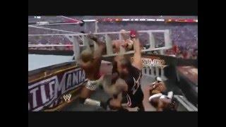 Wrestlemania XXVI Highlights