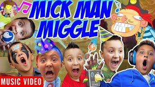 Mick Man Miggle (mike's Birthday Compilation) 🎵 Raptain Hook (fv Family Birthday Music Video Vlog)