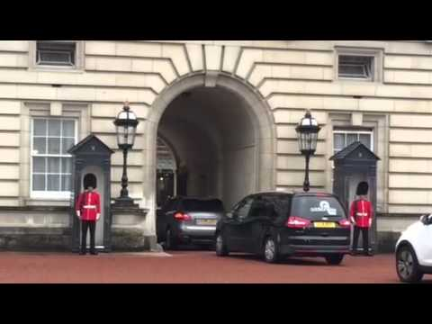 Investiture At Buckingham Palace Youtube