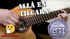 TUTORIAL GUITARRA - ALLA EN TILCARA - IORIO-FLAVIO (PESO ARGENTO)