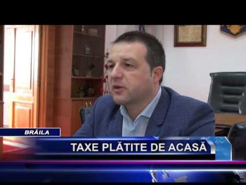taxe plătite de