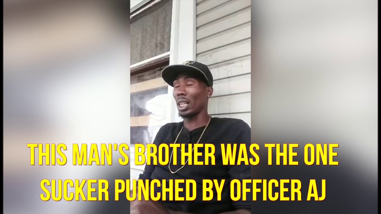Cop who plays Good Cop on Instagram Caught on Video Beating Man in Botched Call