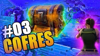 WHERE TO FIND COFRES IN FORTNITE ? 11 BEST SECRET OR LEGENDARY PLACES IN CHOPPED FLOORS