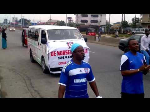 Norsemen Klub Internation, Sharks Patrol, Uyo, Akwa Ibom State.