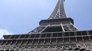 #764. Париж (Франция) (супер видео)(Самые красивые и большие города мира. Лучшие достопримечательности крупнейших мегаполисов. Великолепные..., 2014-07-03T04:00:38.000Z)